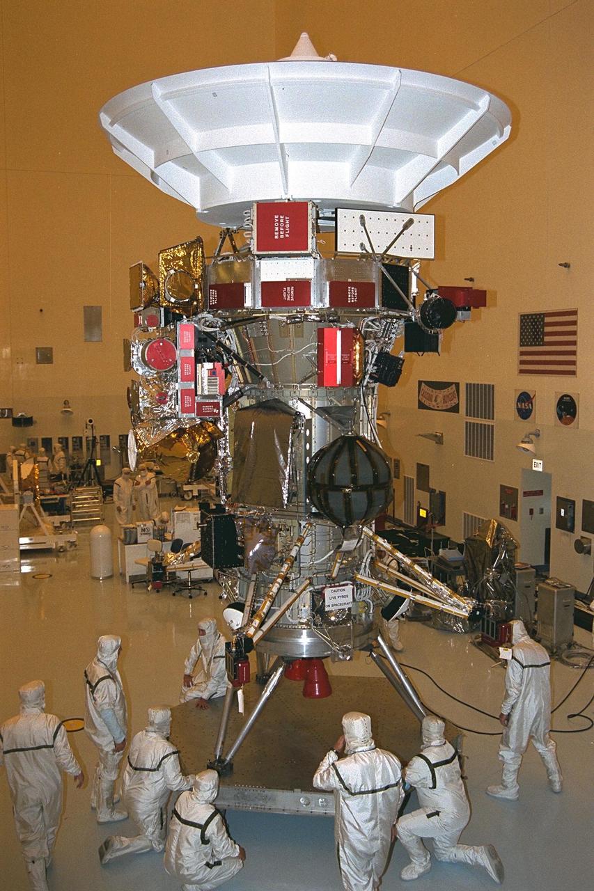 Cassini-Huygens   Cassini-Huygens: a 30-year space odyssey